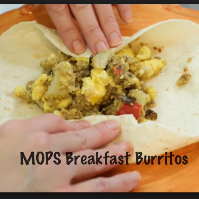 August 11th MOPS Breakfast