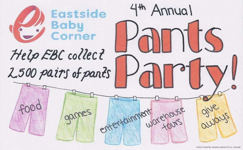 Pants Party!